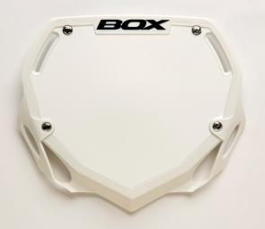 BOX Plaque PHASE 1 Large Blanc