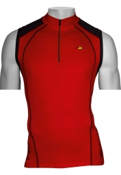 NORTHWAVE Maillot sans manches FORCE Rouge