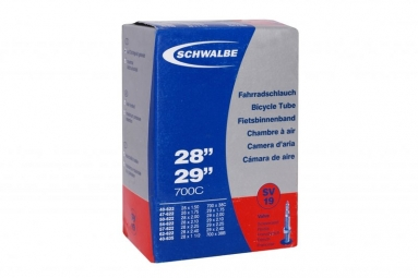 SCHWALBE Chambre à air Extra Light 27.5-29´´x1.5/2.4 Presta