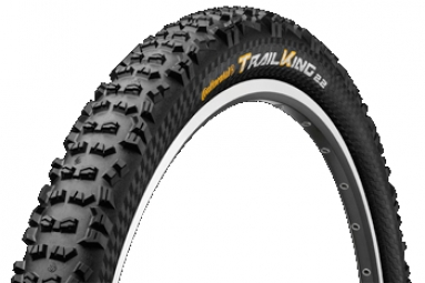 CONTINENTAL Pneu TRAIL KING RaceSport 27.5x2.20'' Tubetype Souple