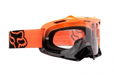 FOX Masque AIRSPC Orange Noir / Clair