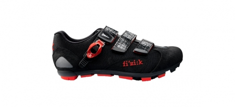 Chaussures VTT Fizik M5 Uomo 2014 Noir