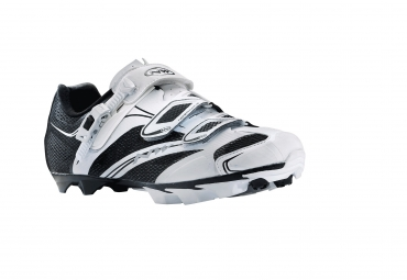 Chaussures VTT Northwave Scorpius Srs Blanc/Noir