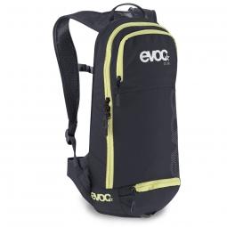 EVOC Sac VTT Cross Country 6L + poche 2L Noir