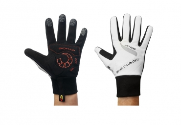 NORTHWAVE Paire de Gants longs POWER Blanc