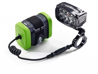 HOPE Lampe Vision R8 + Batterie 7800mAh