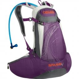 CAMELBAK Sac Hydratation SPARK 10 LR 2L Violet Blanc