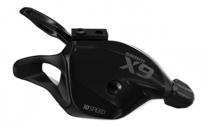 SRAM X9 Trigger Arrière 10V ZeroLoss Gris