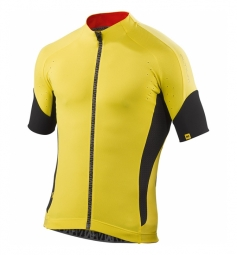 MAVIC Maillot Manches courtes INFINITY Jaune
