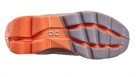ON-RUNNING Chaussures CLOUDRUNNER Gris Orange Femme