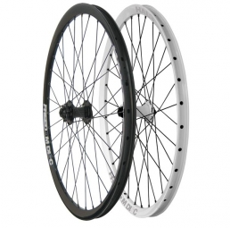 HALO 2014 Freedom Roue Avant Blanche Disque 6TR 26'' 9mm/20mm
