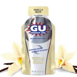 GU Gel énergétique Goût Gousse de Vanille