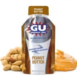 GU Gel énergétique Goût Beurre de Cacahuète
