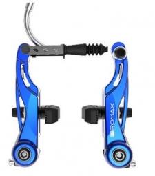 PROMAX Etrier de Frein V-Brake Mini 85mm Bleu