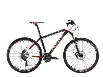 HAIBIKE 2013 Vélo Complet Edition RX 26'' Noir Rouge