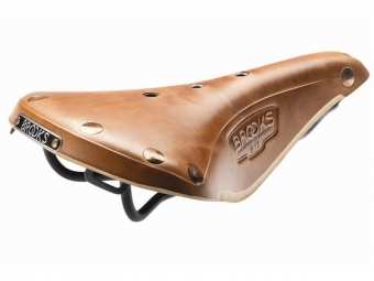 BROOKS Selle B17 S SELECT Beige Femme