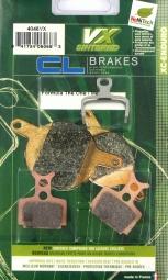 CL BRAKES Paire de plaquettes VX pour Formula The One/Mega/R1/RX/C1