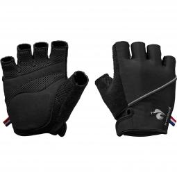 LE COQ SPORTIF 2014 Paire de gants courts BUZOT Noir
