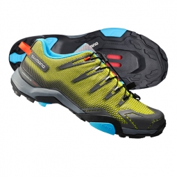 Chaussures VTT Shimano MT44 Vert