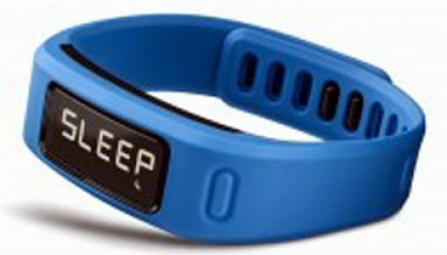 GARMIN Bracelet d´activité VIVOFIT sans capteur cardiaque Bleu