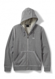 OAKLEY Sweat zippé PENNYCROSS Gris