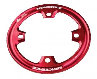 RACE FACE Protège-plateau FAT TAB 4 Trous 32-36 Dents Rouge