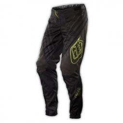 TROY LEE DESIGNS Pantalon Enfants SPRINT CAMBER Noir
