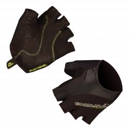 ENDURA Paire de gants courts TRACK MITT Noir