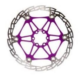 HOPE Disque flottant 183mm Violet