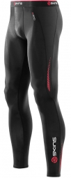 SKINS Collant Compression A200 Noir Rouge