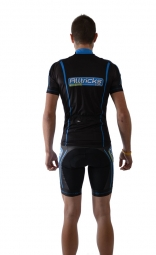 ALLTRICKS by Northwave Maillot Manches Courtes PRO TRICKS Race Noir