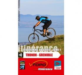 VTOPO VTT Itinérance Thonon Grenoble