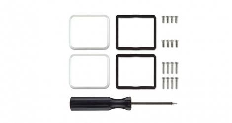 GOPRO Kit de remplacement de lentille (pour boîtier de plongée) HERO 3 et 3+