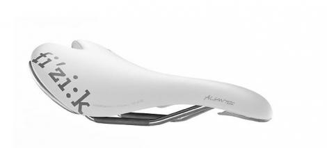 FIZIK Selle ALIANTE Carbon Rails K:ium Blanc