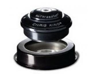 CHRIS KING Jeu de Direction InSet 2 Semi Intégré Conique 1´´1/8-1.5´´ NOIR
