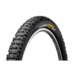 CONTINENTAL Pneu RUBBER QUEEN UST Tubeless 26x2.40'' Tringle Souple