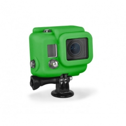 XSORIES Protection Silicone pour Hero 3+ Vert