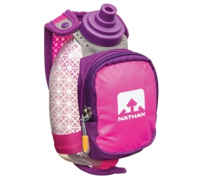 NATHAN BOUTEILLES A MAIN QuickShot Plus Insulated Mauve Fuschia