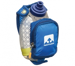 NATHAN BOUTEILLES A MAIN QuickShot Plus Insulated Bleu