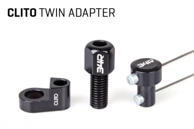 34R CLITO TWIN ADAPTER Noir