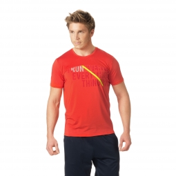 REEBOK ONE SERIES T-SHIRT GRAPHIC Rouge