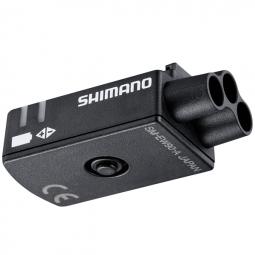 SHIMANO Boitier de Connexion Potence 3 Ports SM-EW90A