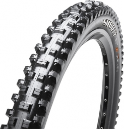 MAXXIS Pneu SHORTY 27.5 x 2.40'' Dual-Ply Tubetype Super Tacky 42A Rigide