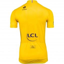 LE COQ SPORTIF Maillot Jaune Replica Tour de France