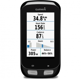 GARMIN GPS EDGE 1000 BUNDLE