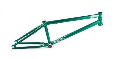 TOTAL BMX Cadre VOLTRON V2 Metallic Green