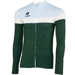 LE COQ SPORTIF Maillot Manches Longues  NEW ERCO Vert