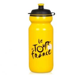 LE TOUR DE FRANCE Bidon TOUR DE FRANCE Jaune