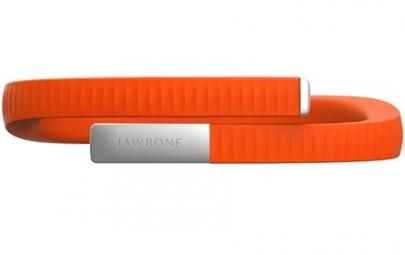 Bracelet Connecté Jawbone  UP24  Rouge