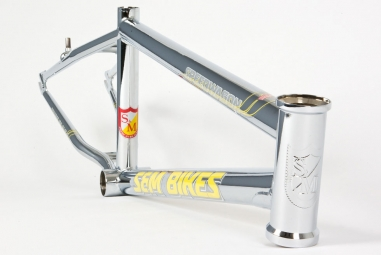 S&M SPEEDWAGON Frame Chrome